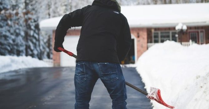 Safe Snow Removal