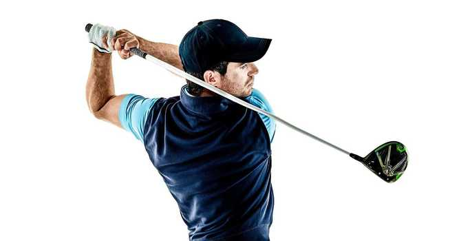Golf and Chiropractic image